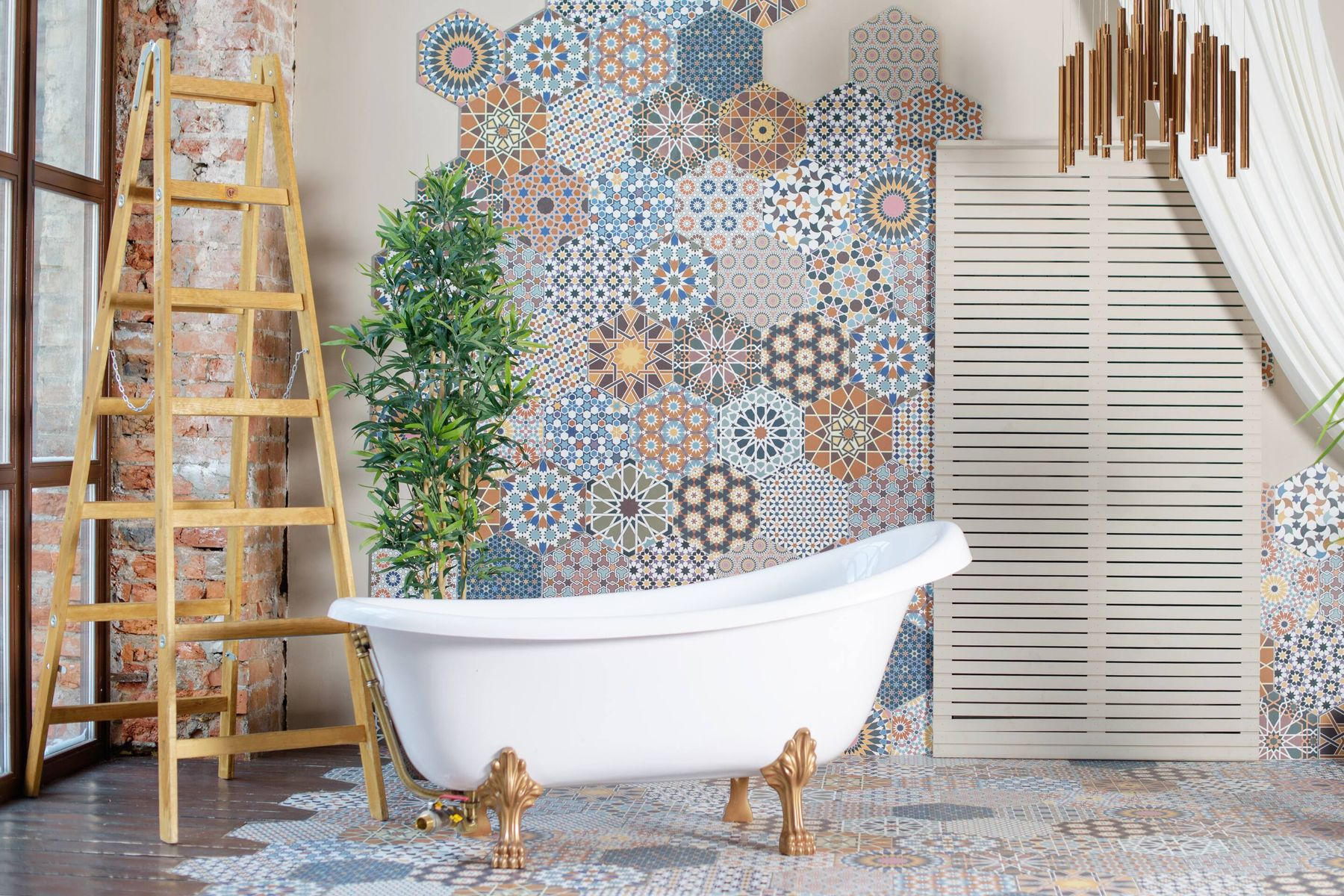 How to Make your Bathroom Tiles Look Brand New | Cleanipedia