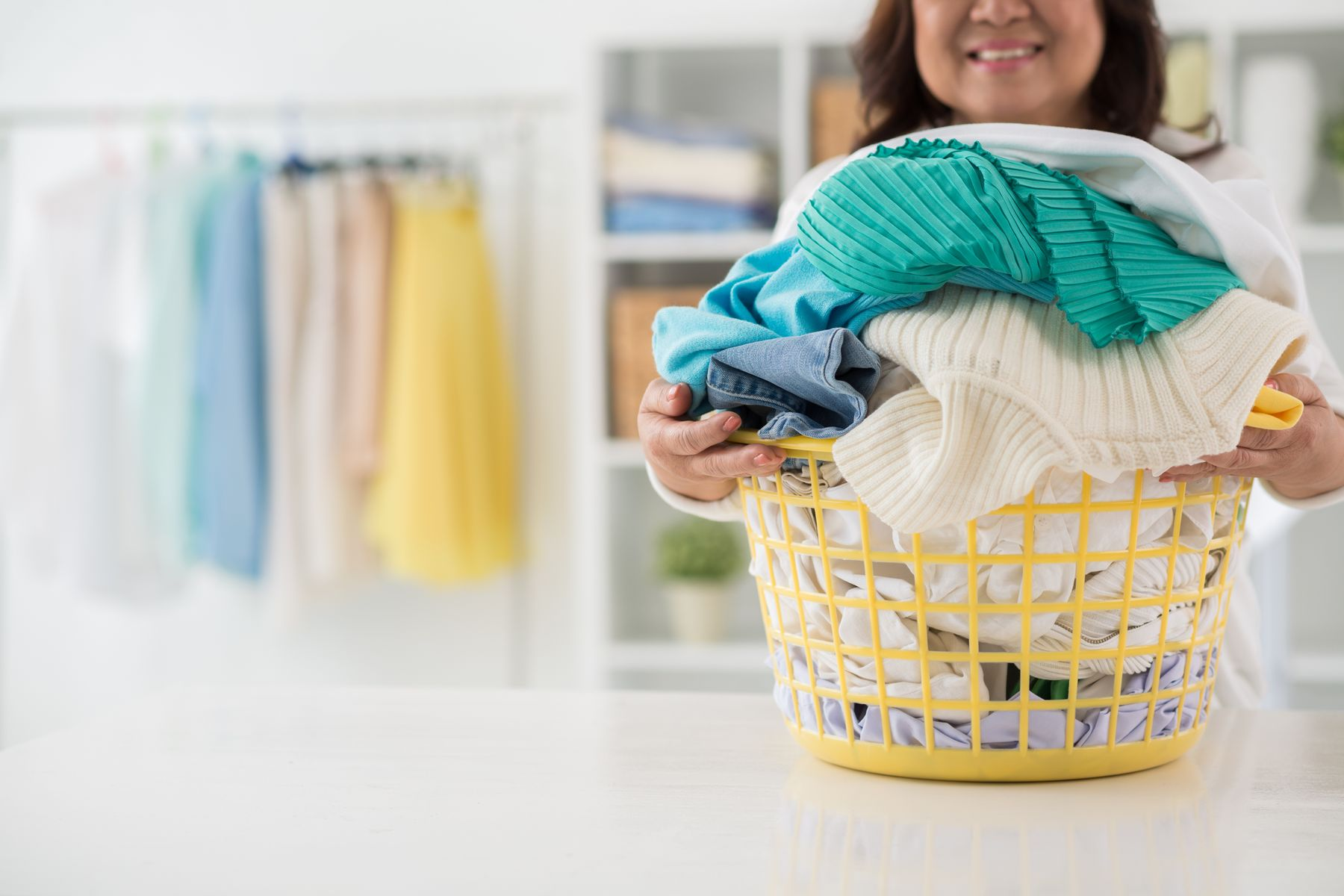 Benefits of Using Warm Water for Your Laundry shutterstock 367542260