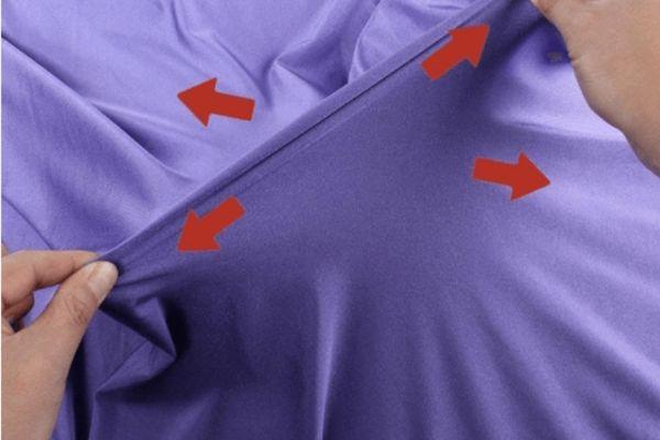 Cách làm giãn áo thun co rút