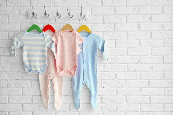 Super-Easy Solution to Remove Vomit Stains From Your Baby's Clothes