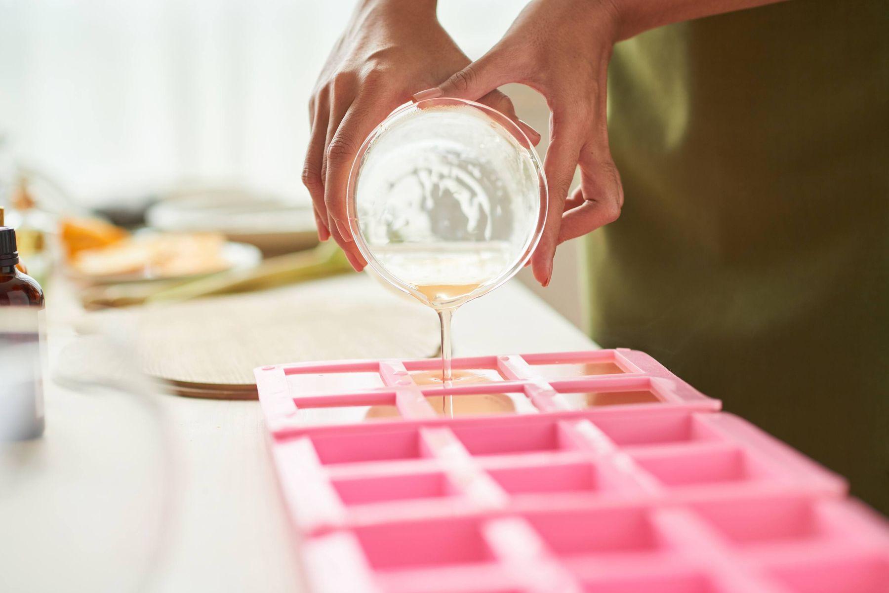 sabun yapımı