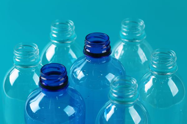 recycling plastic bottles for sustainability