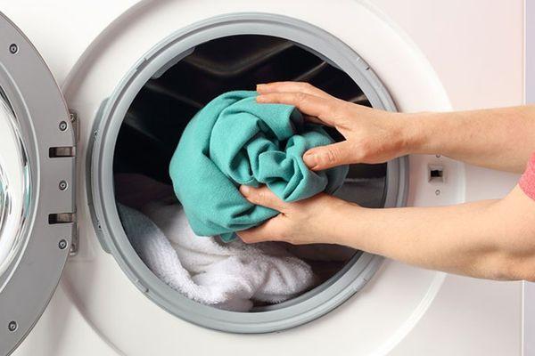 quần áo mới giặt