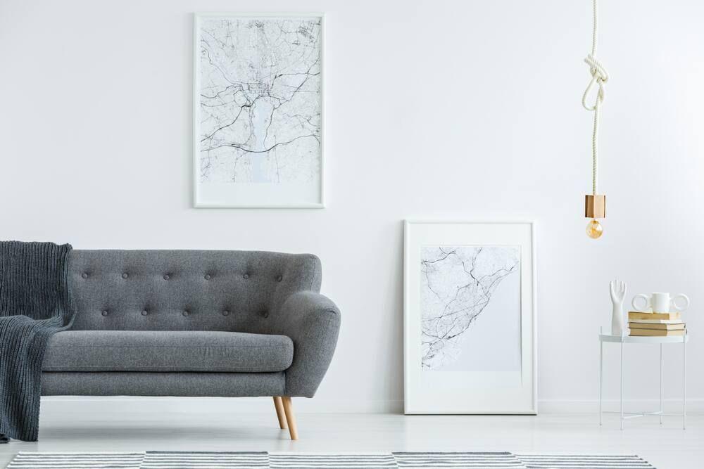 Ide Sofa Minimalis untuk Ruang Tamu Kecil
