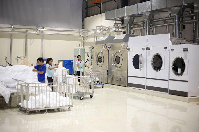 Dịch vụ giặt khô tạiDel Tech Laundry