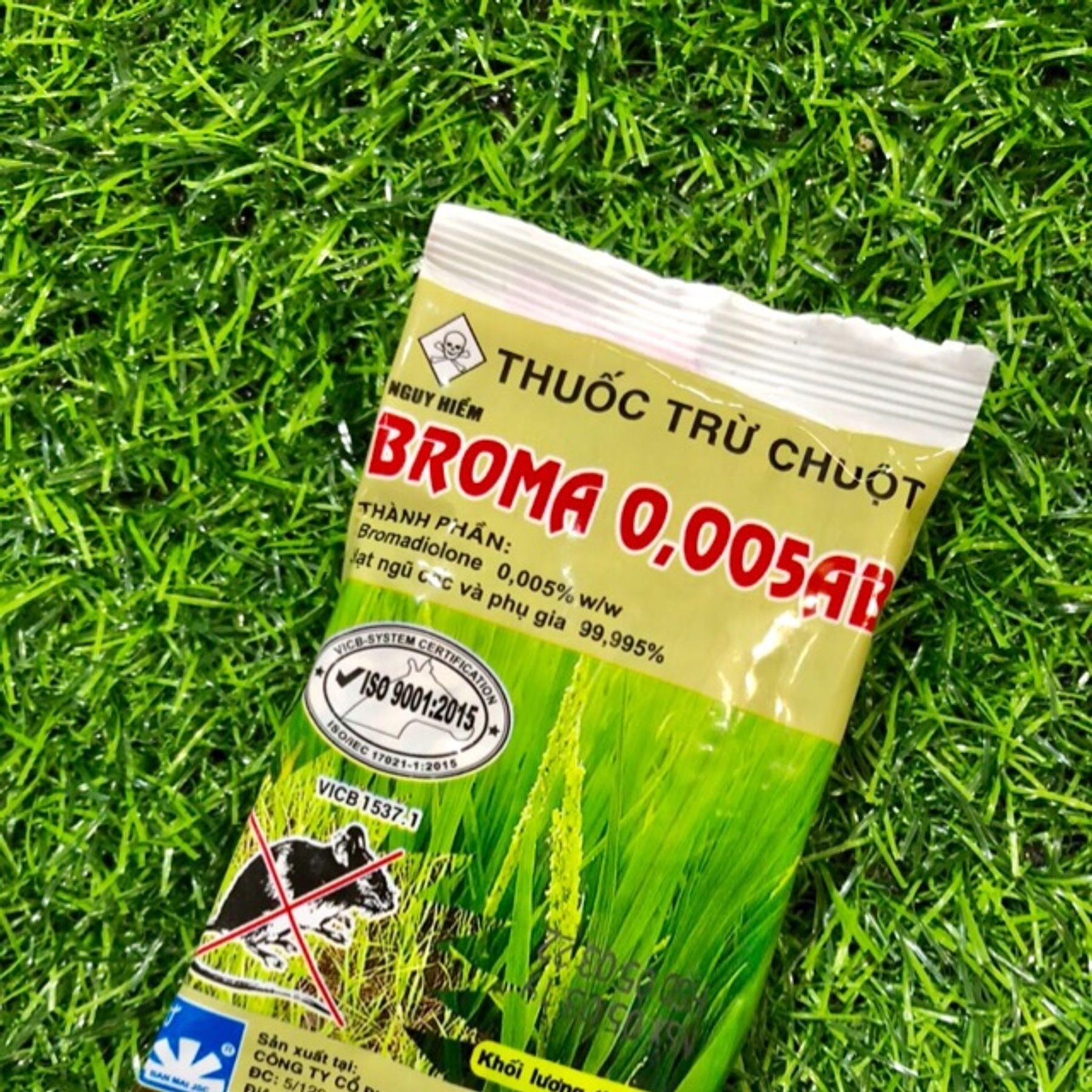 Thuốc diệt chuột sinh học Broma 0.005 ab