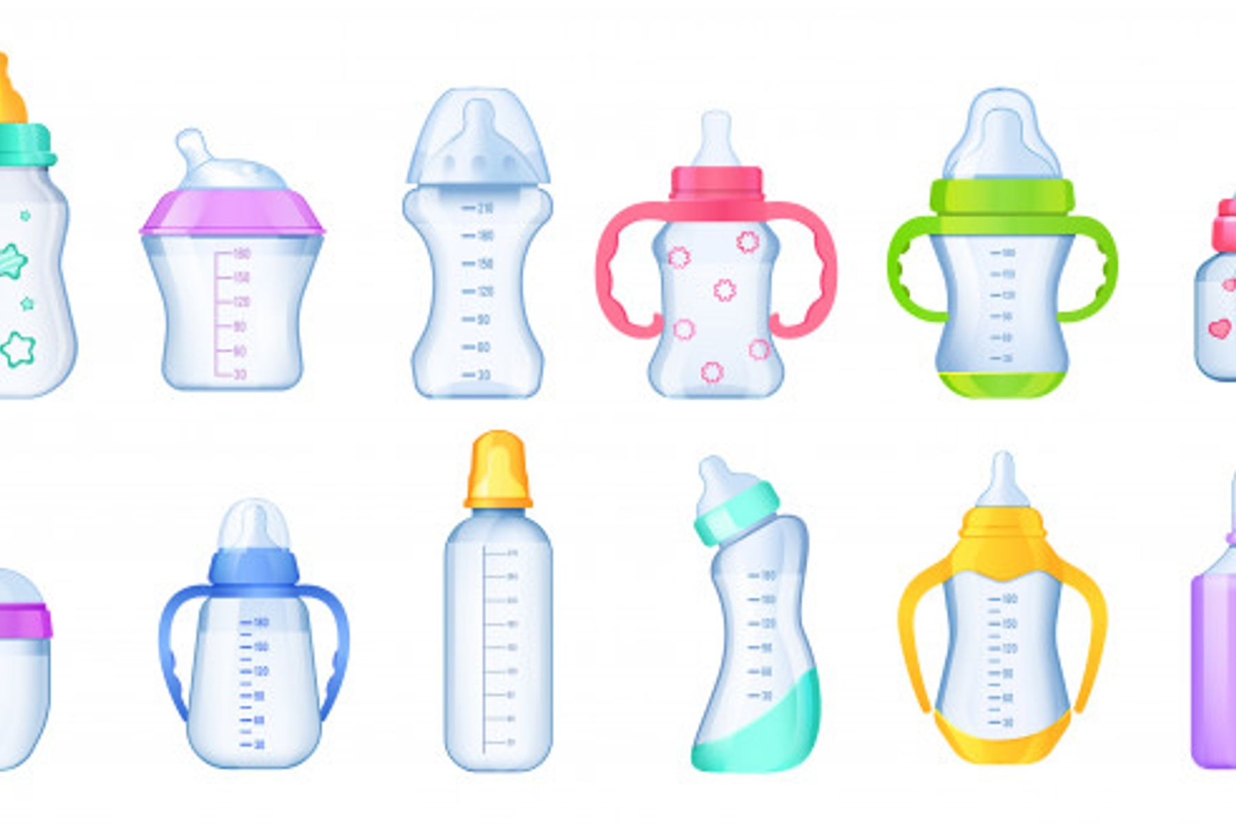 cách vệ sinh bình sữa cho trẻ sơ sinh