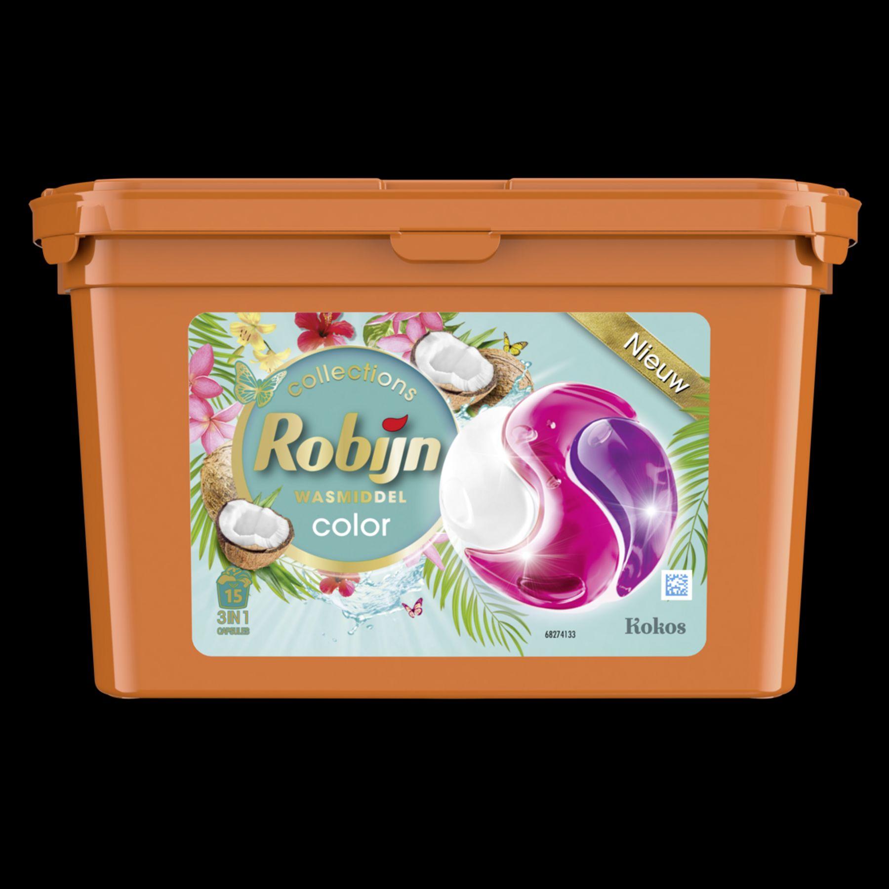 Robijn Collections Capsules Kokos