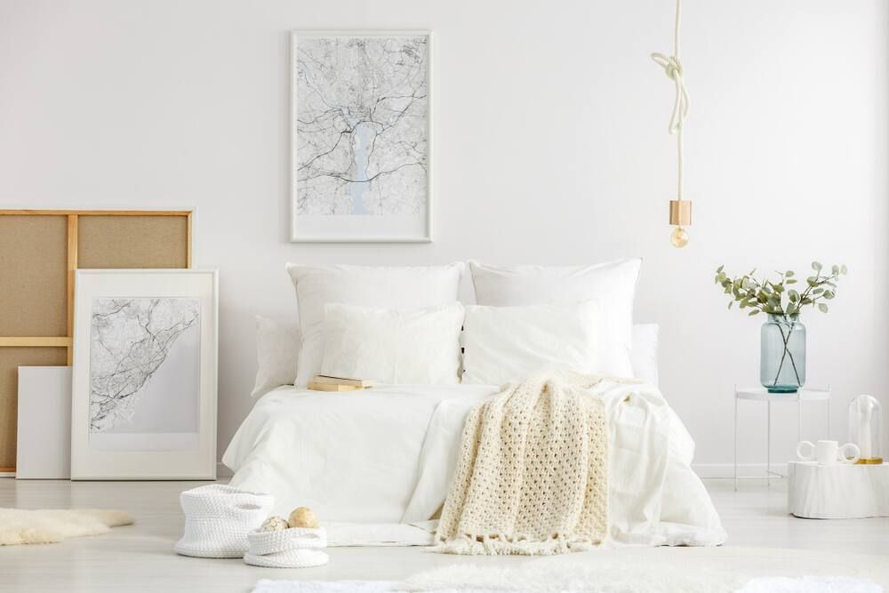how to clean a memory foam mattress and pillows