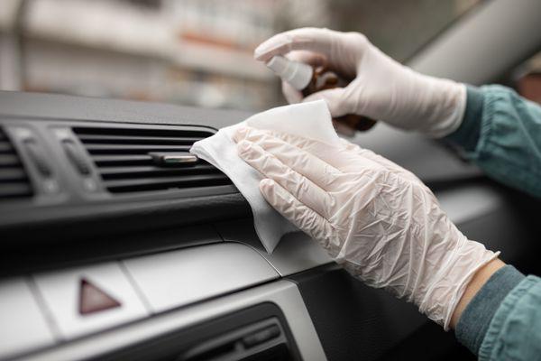 Como fazer a higienização de ar-condicionado automotivo
