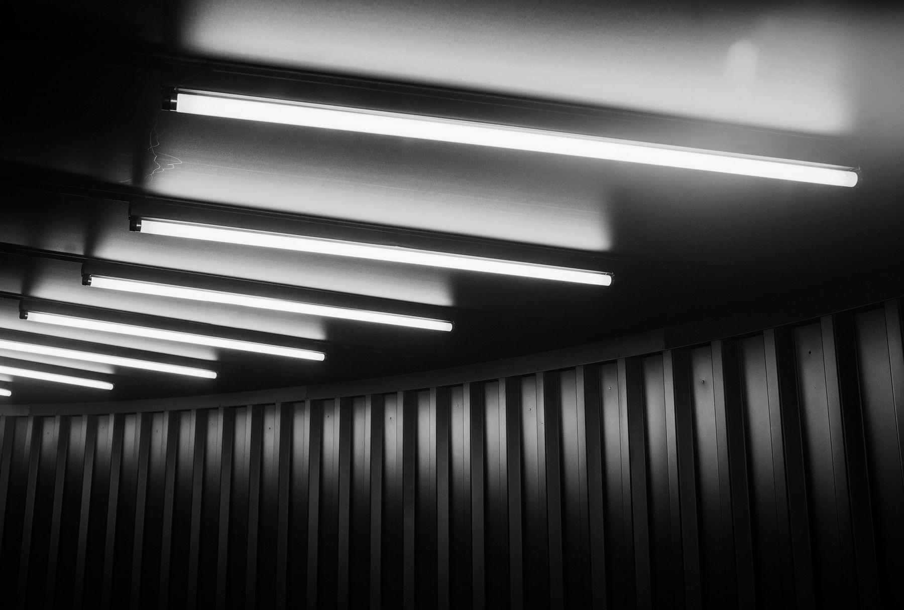 Install Fluorescent Lights