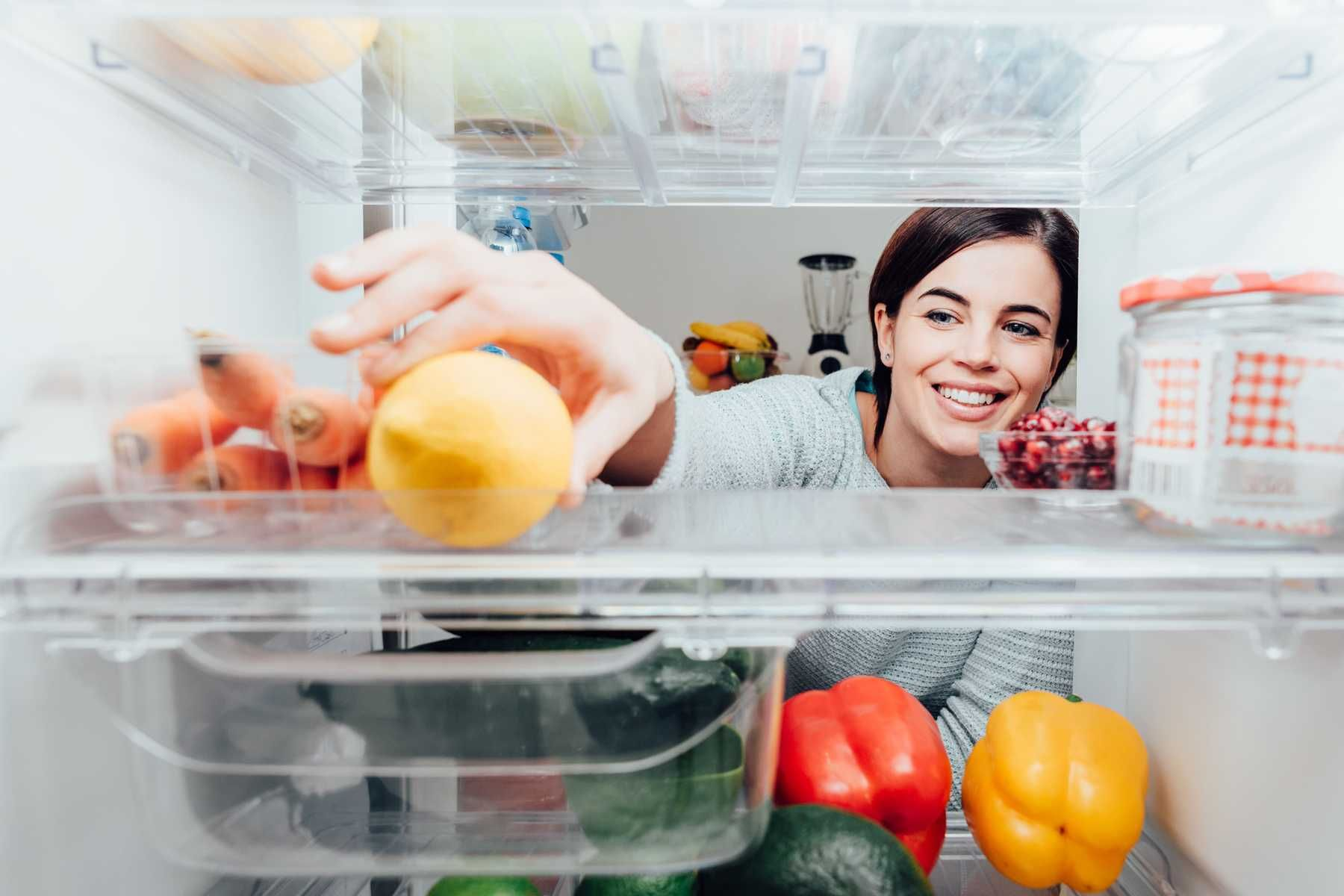 #3 Cách bảo quản rau trong tủ lạnh gây hại sức khỏe bạn nên biết