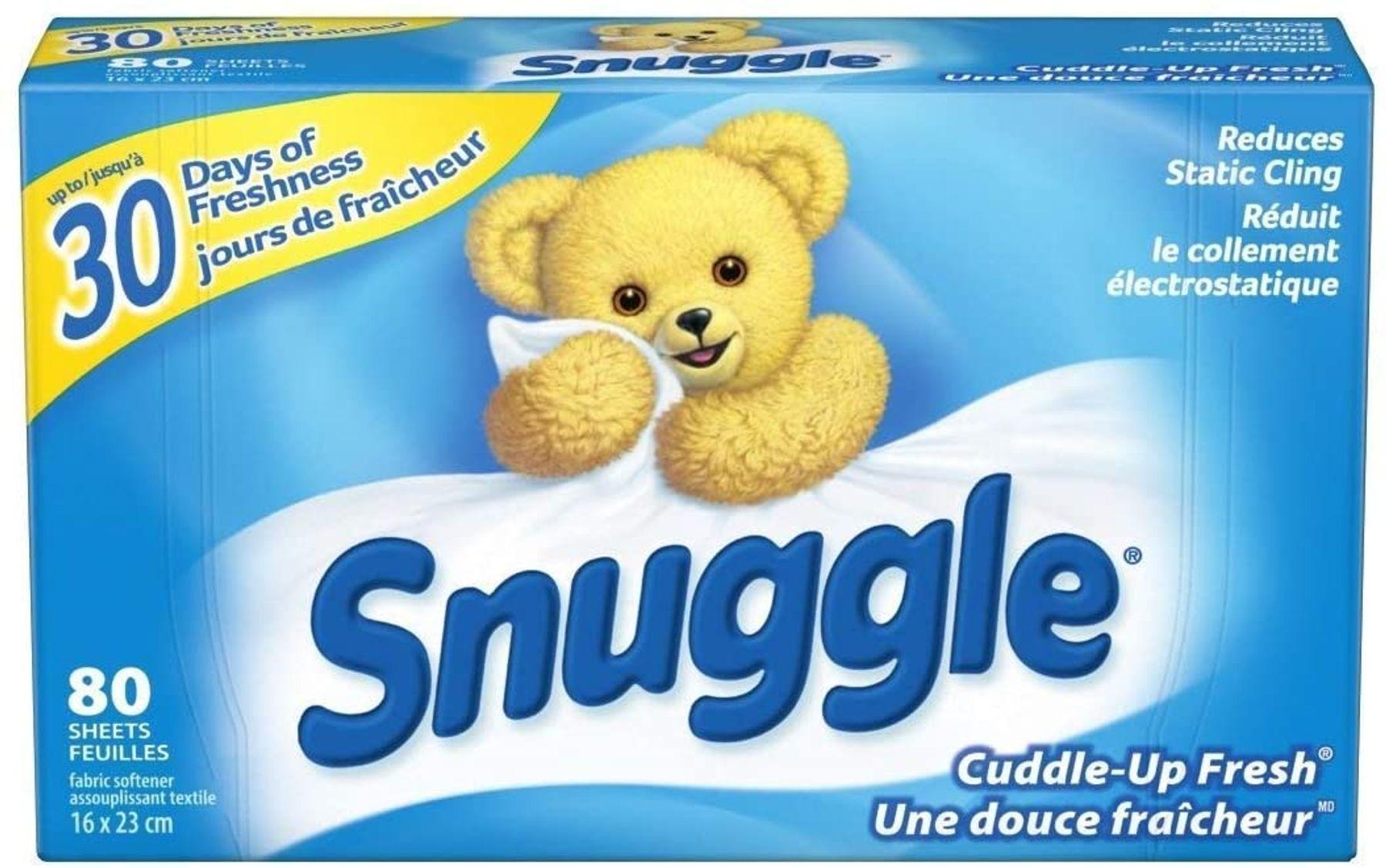 Giấy thơm quần áo Snuggle