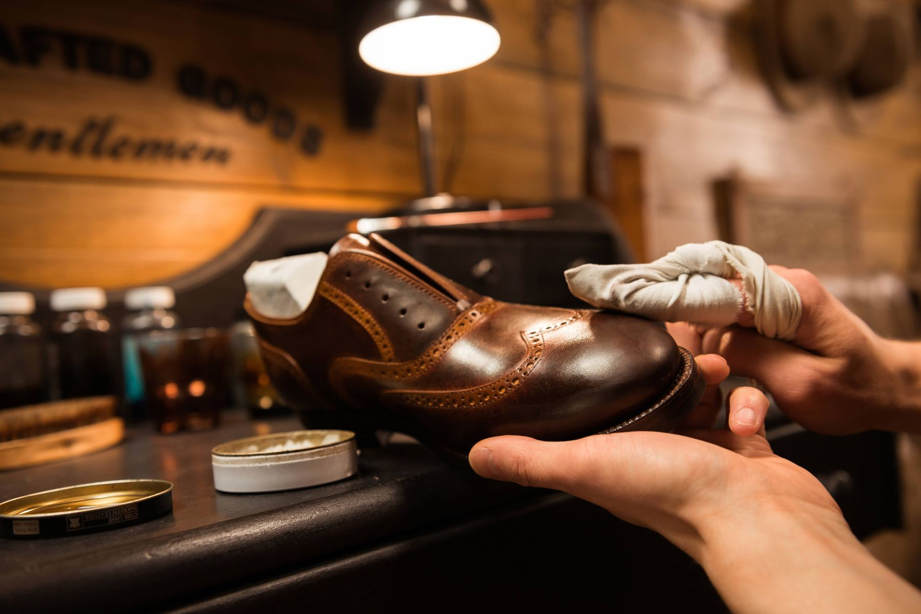 How to Repair your Leather Shoes | Get Set Clean