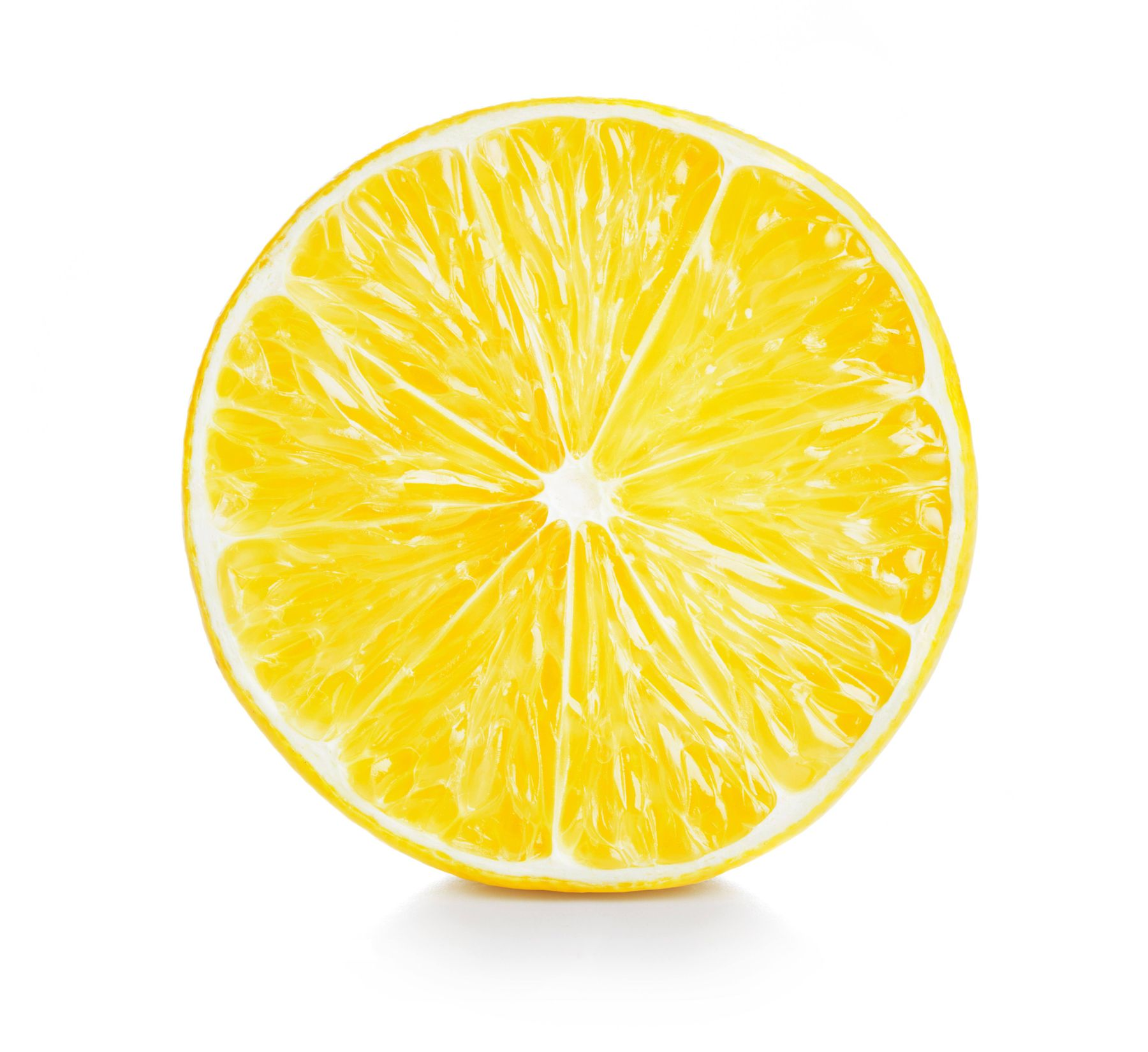 Lemons to clean large surfaces