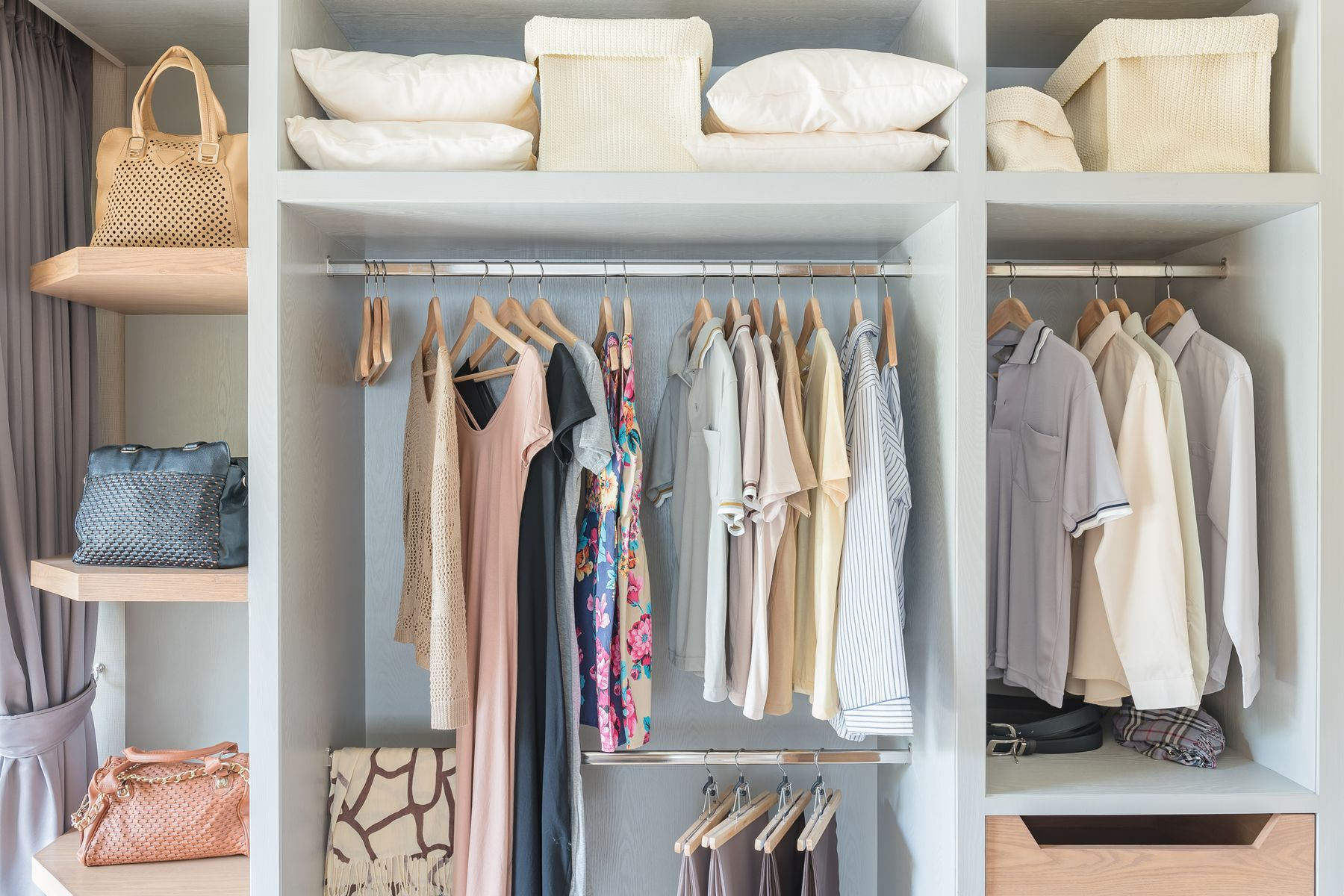Want to Add a Pleasant Smell to Your Clothes in the Cupboard shutterstock 417368401