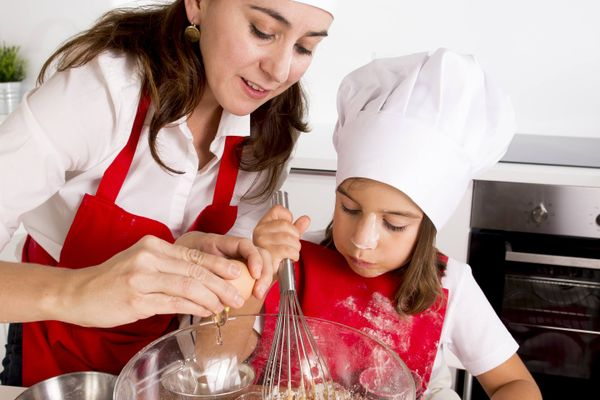 4 Fun Cooking Activities for Your Kids at Home