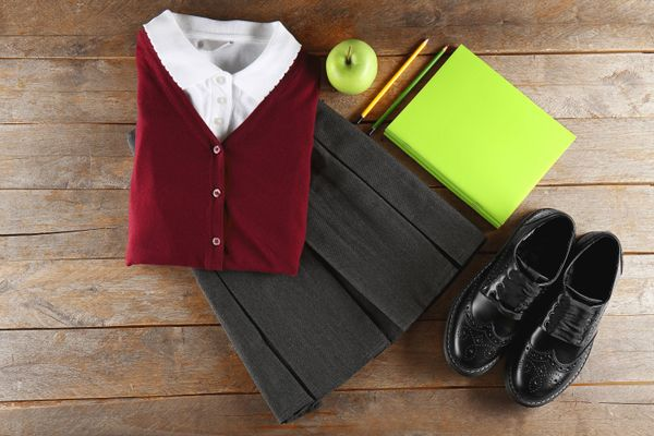 Simple Method to Revive Your Child's Dull School Uniform