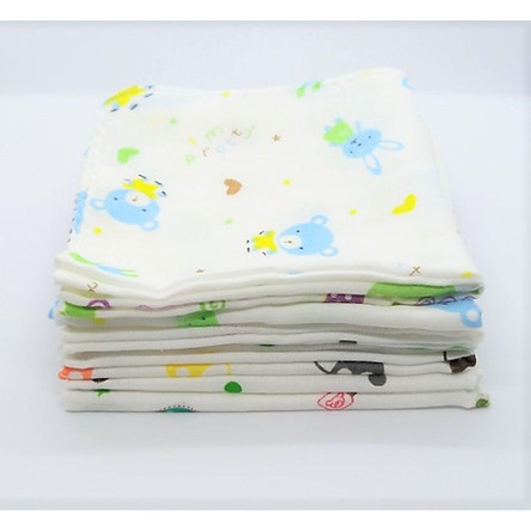Hướng dẫn cách giặt khăn sữa cho bé