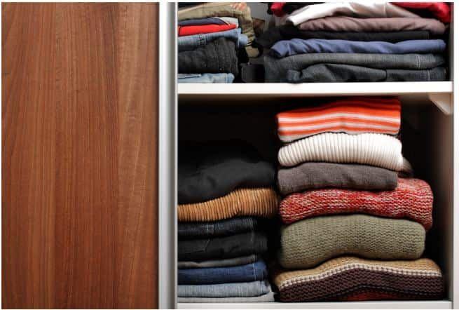 Les meilleures astuces pour ranger ses vêtements d'hiver