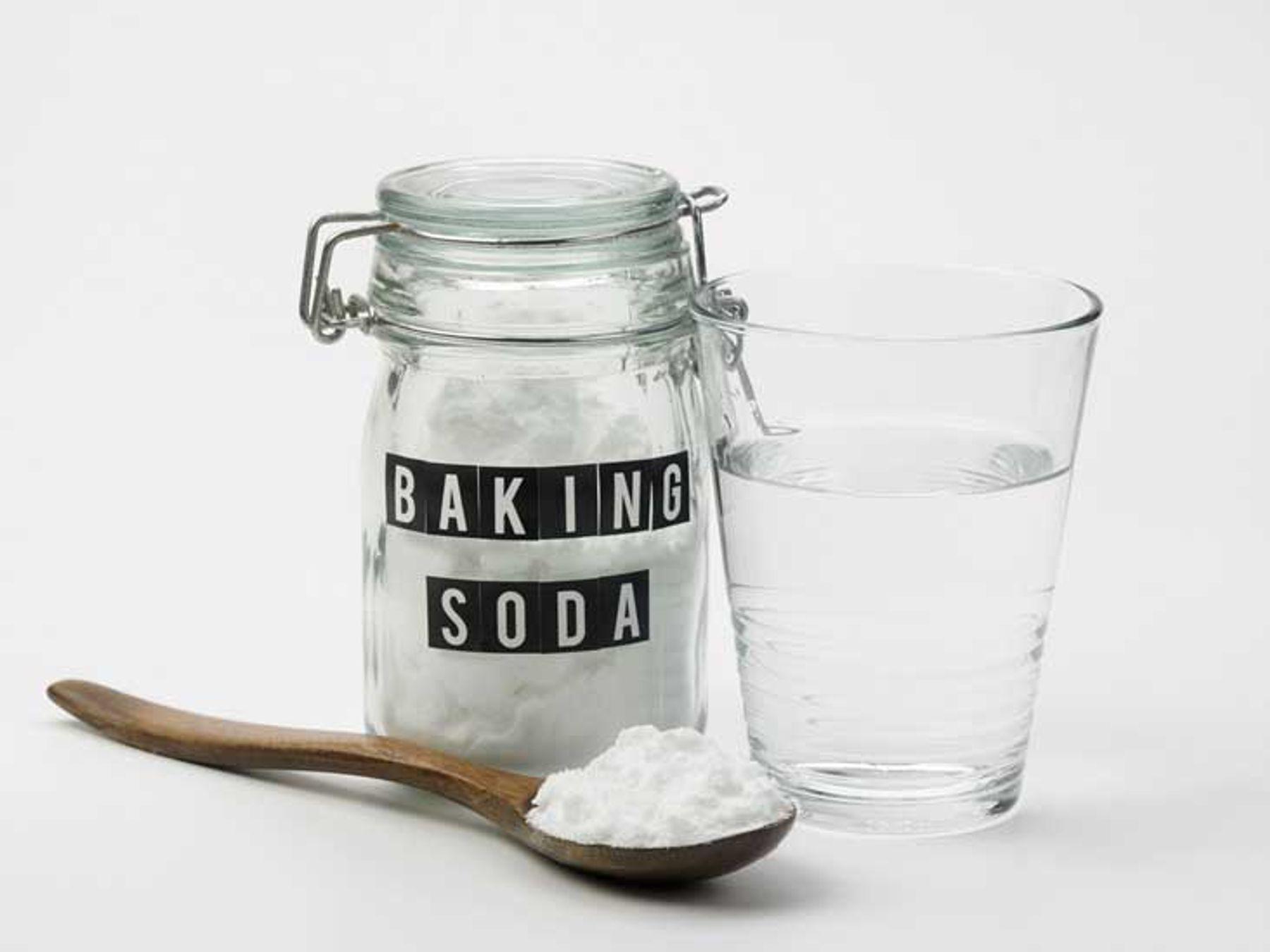 Sử dụng Baking Soda để xử lý ruột gối bị mốc