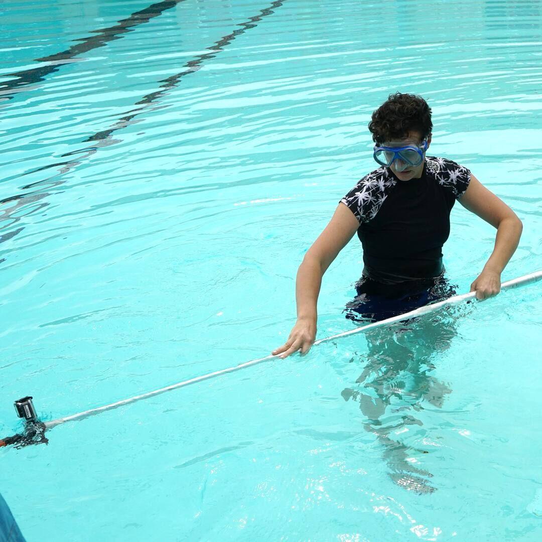 Veja como limpar piscina verde