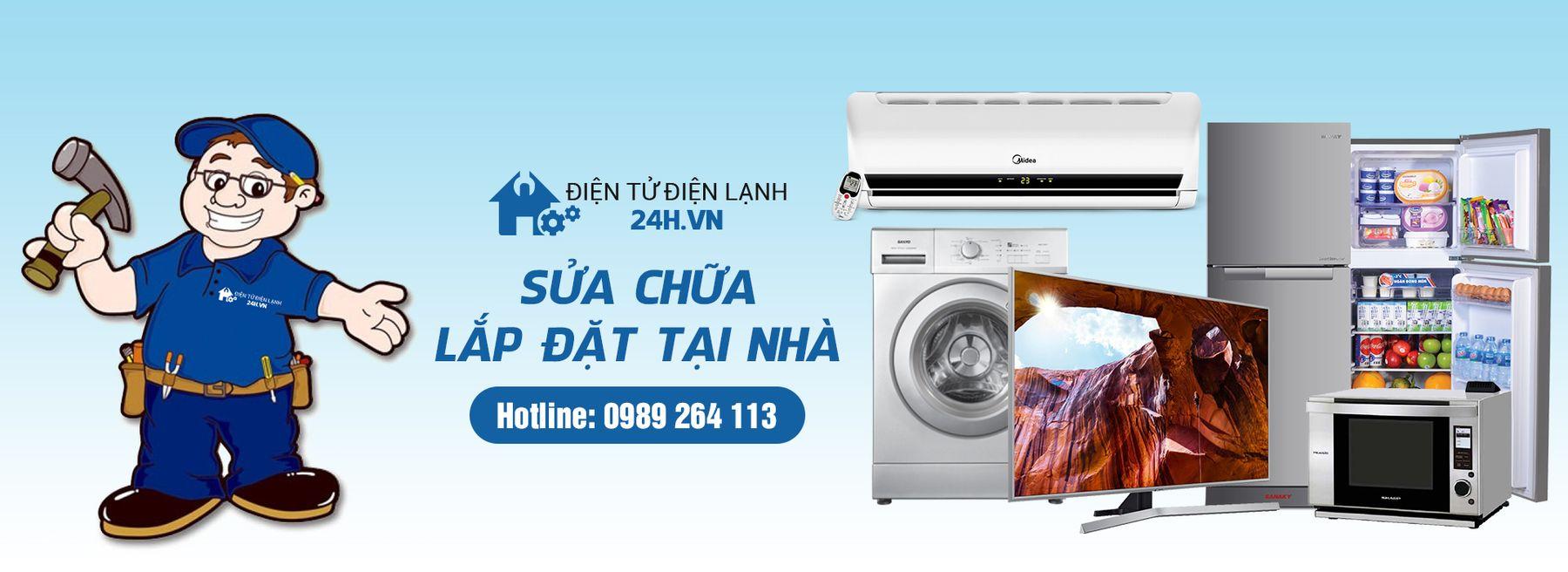 Dịch vụ bảo trì máy lạnh Trung tâm bảo hành điện lạnh 24H