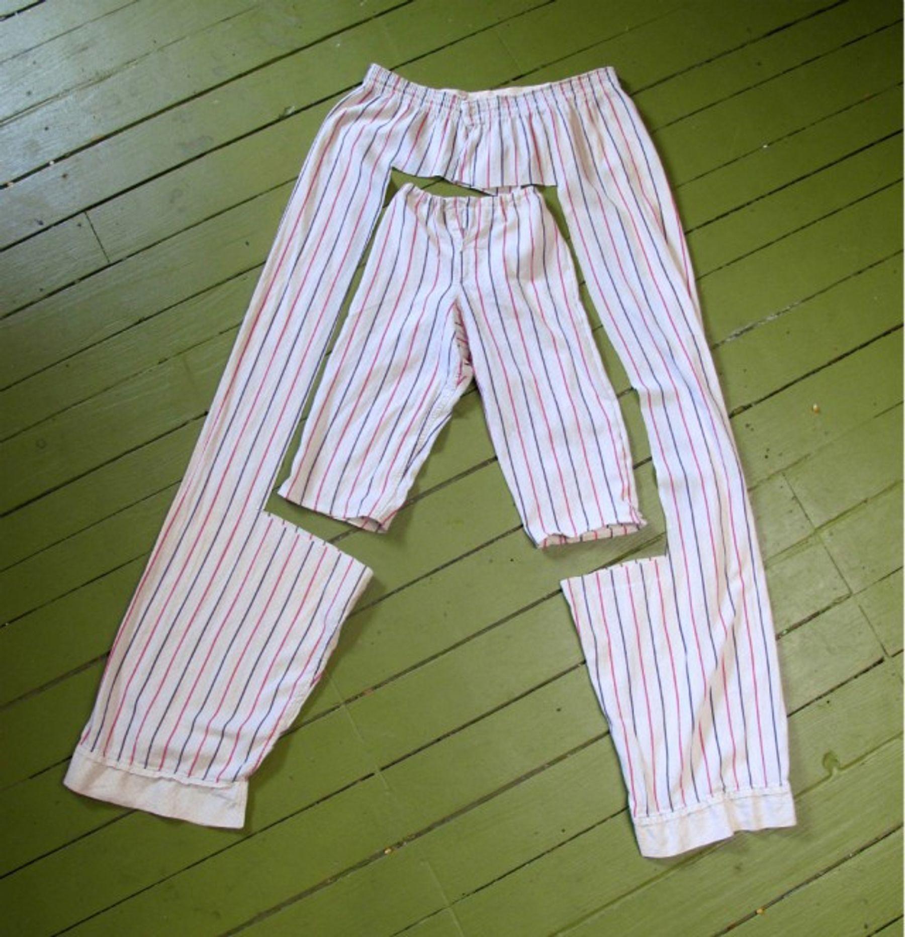 Cách tái chế quần lưng thun cũ