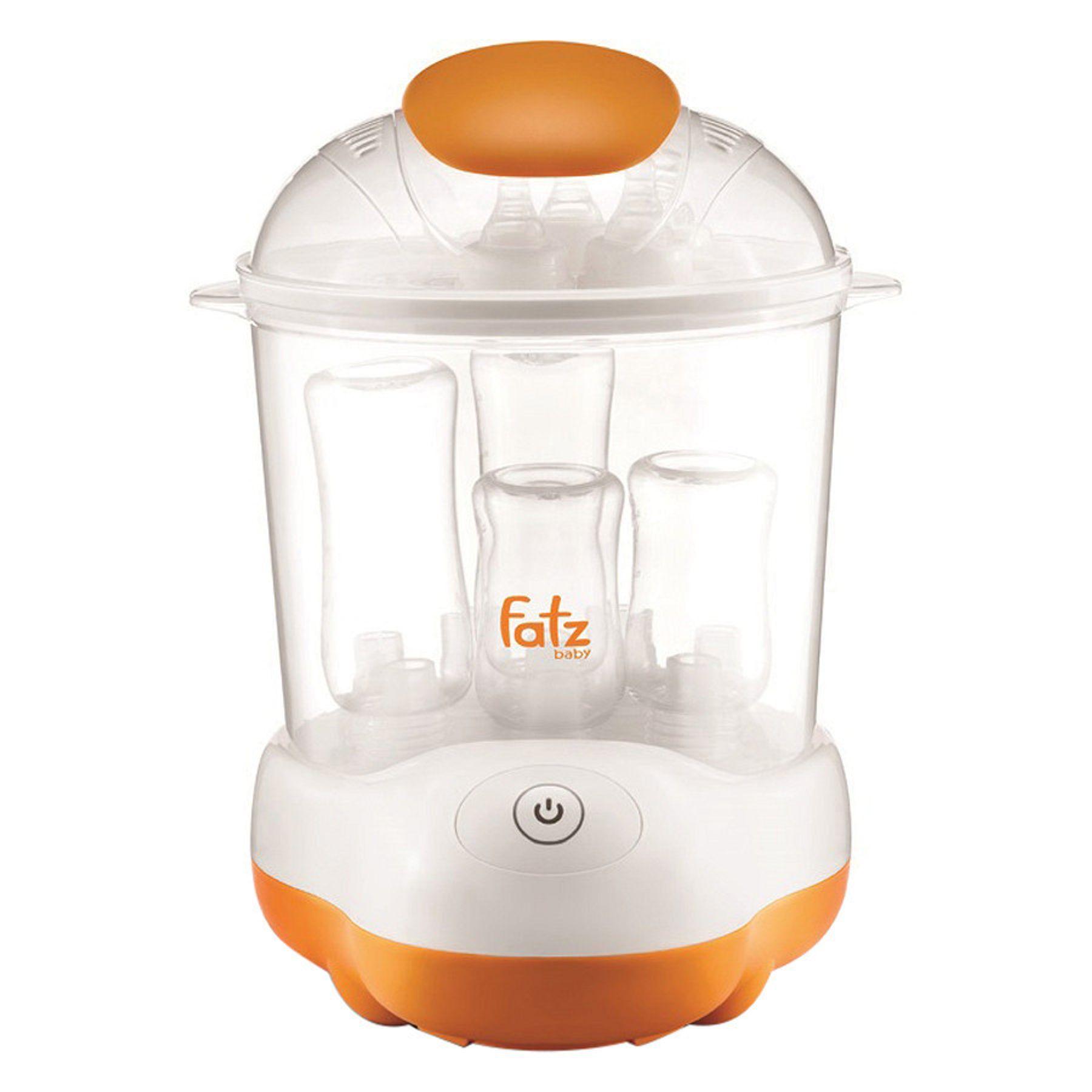 Máy tiệt trùng bình sữa Fatz Baby 6 bình