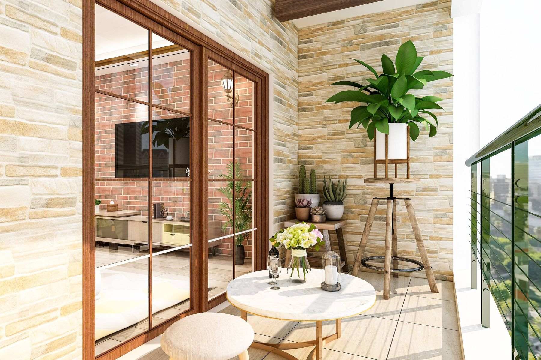How to Keep Your Balcony Clean and Tidy | Get Set Clean