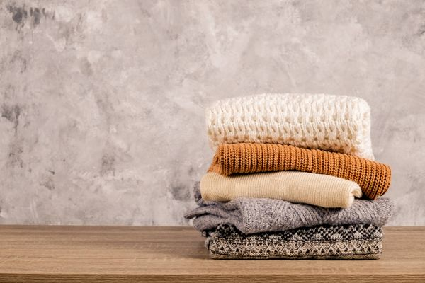 How to Store Your Woollen Clothes - Get Set Clean