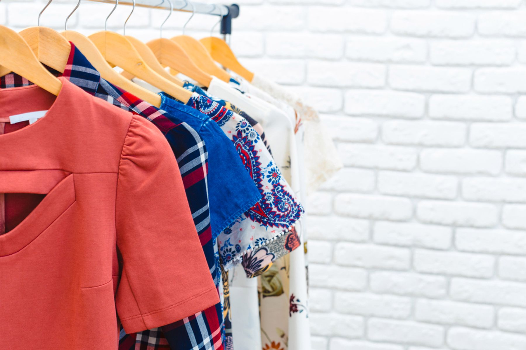 Designer Clothes for Washing