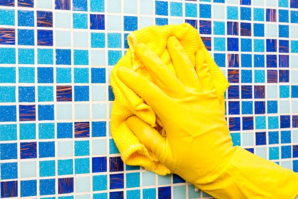 How to Clean your Mosaic Flooring | Get Set Clean
