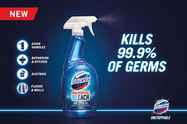 Domestos Multipurpose Bleach Spray