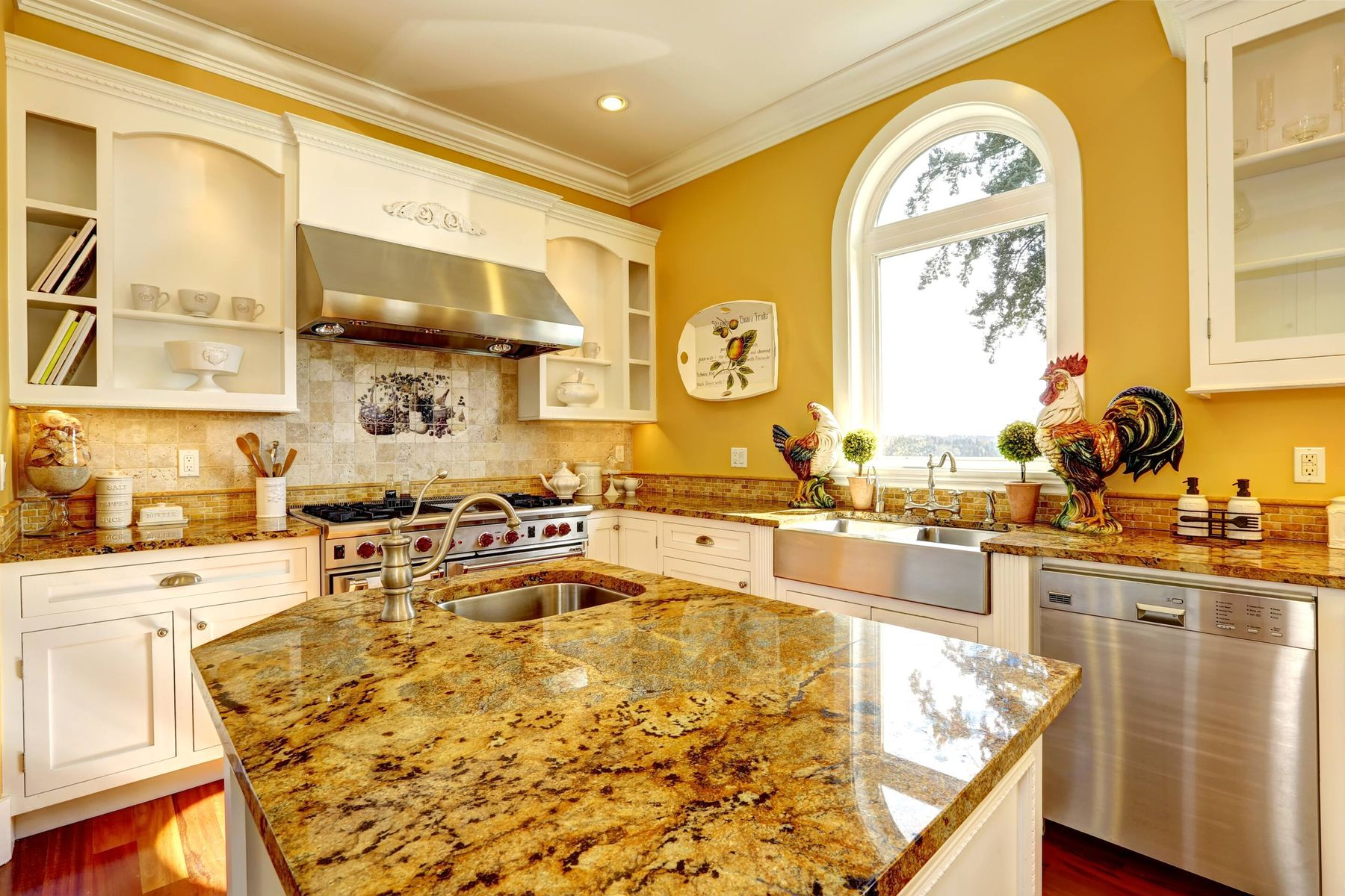 How to clean your granite platform like a pro