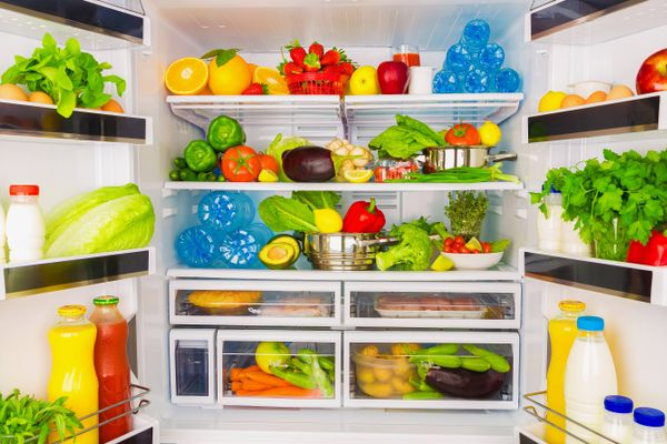 Tips to help you get your fridge clean easily