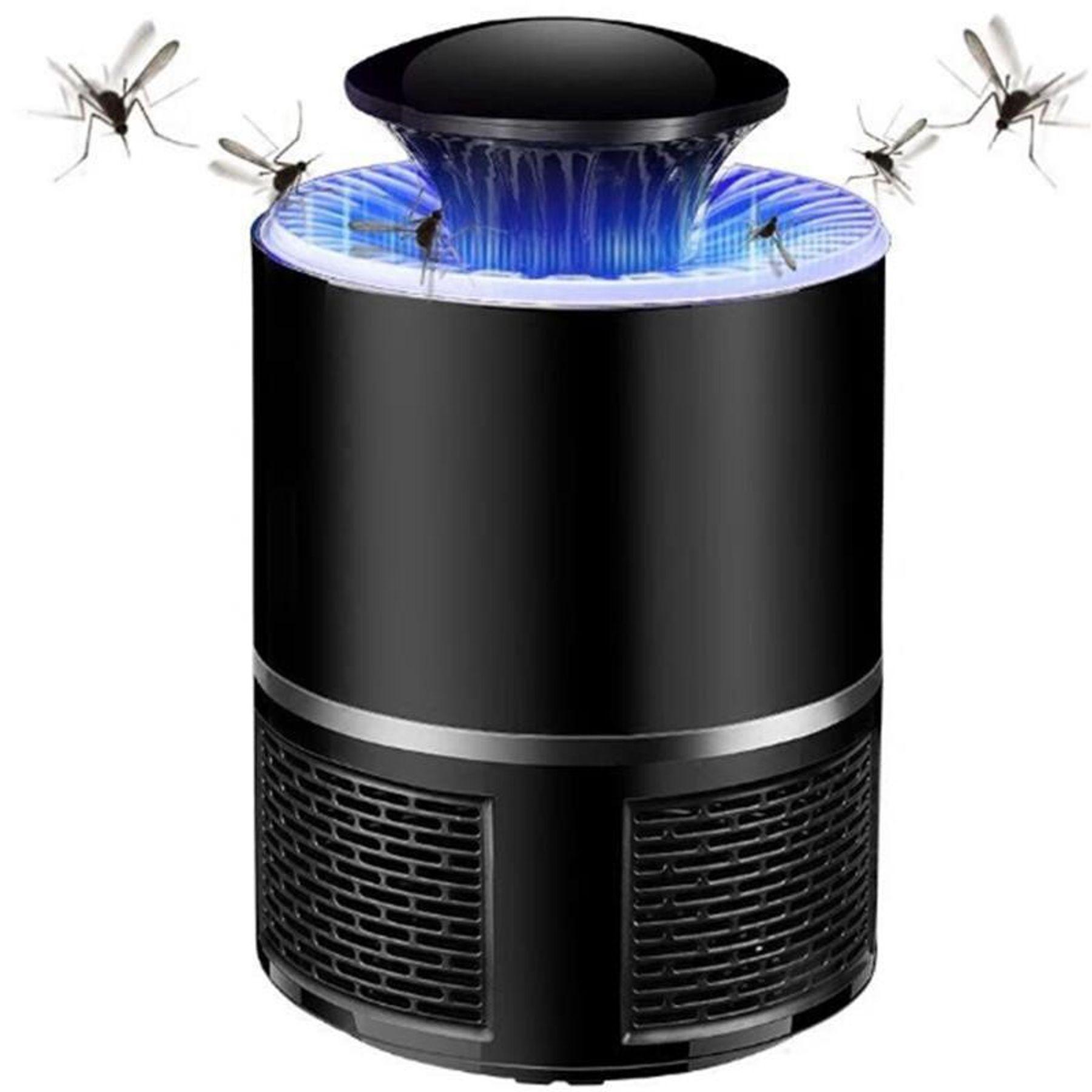 cách diệt kiến 3 khoang bằng đèn bắt muỗi