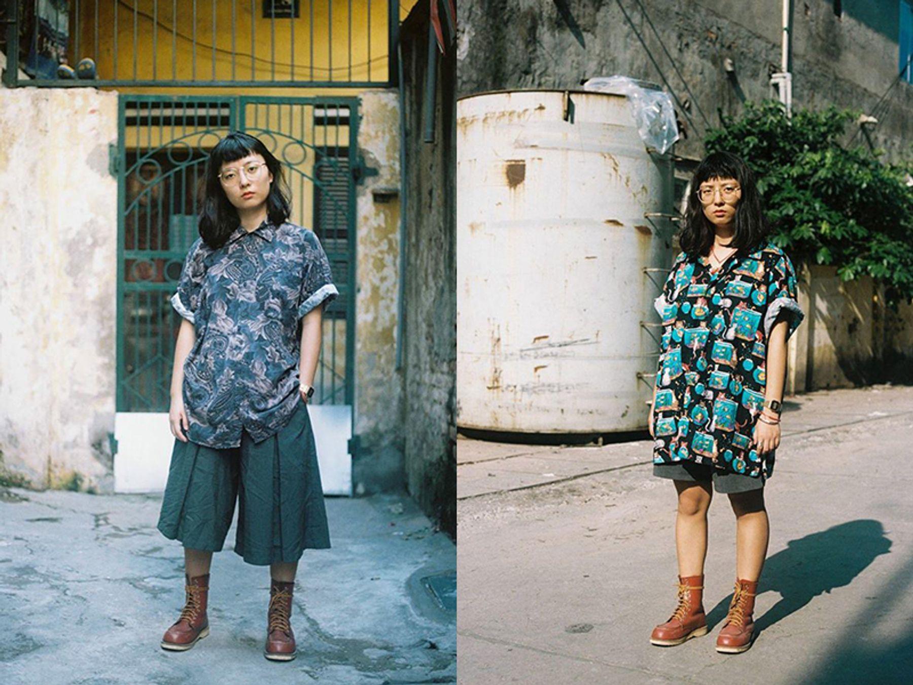 Xu hướng thời trang 2021