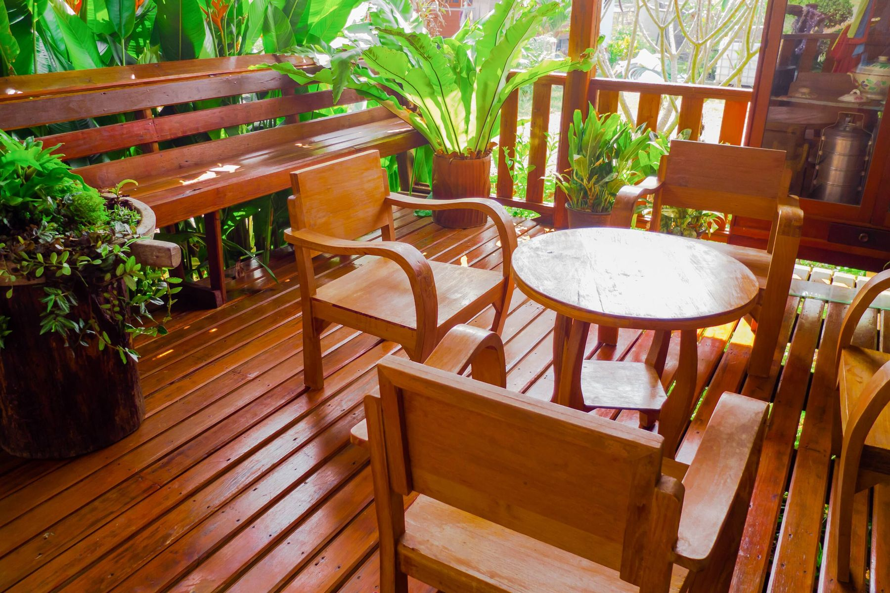 Try This Easy Method to Clean Your Outdoor Spaces during this monsoon.