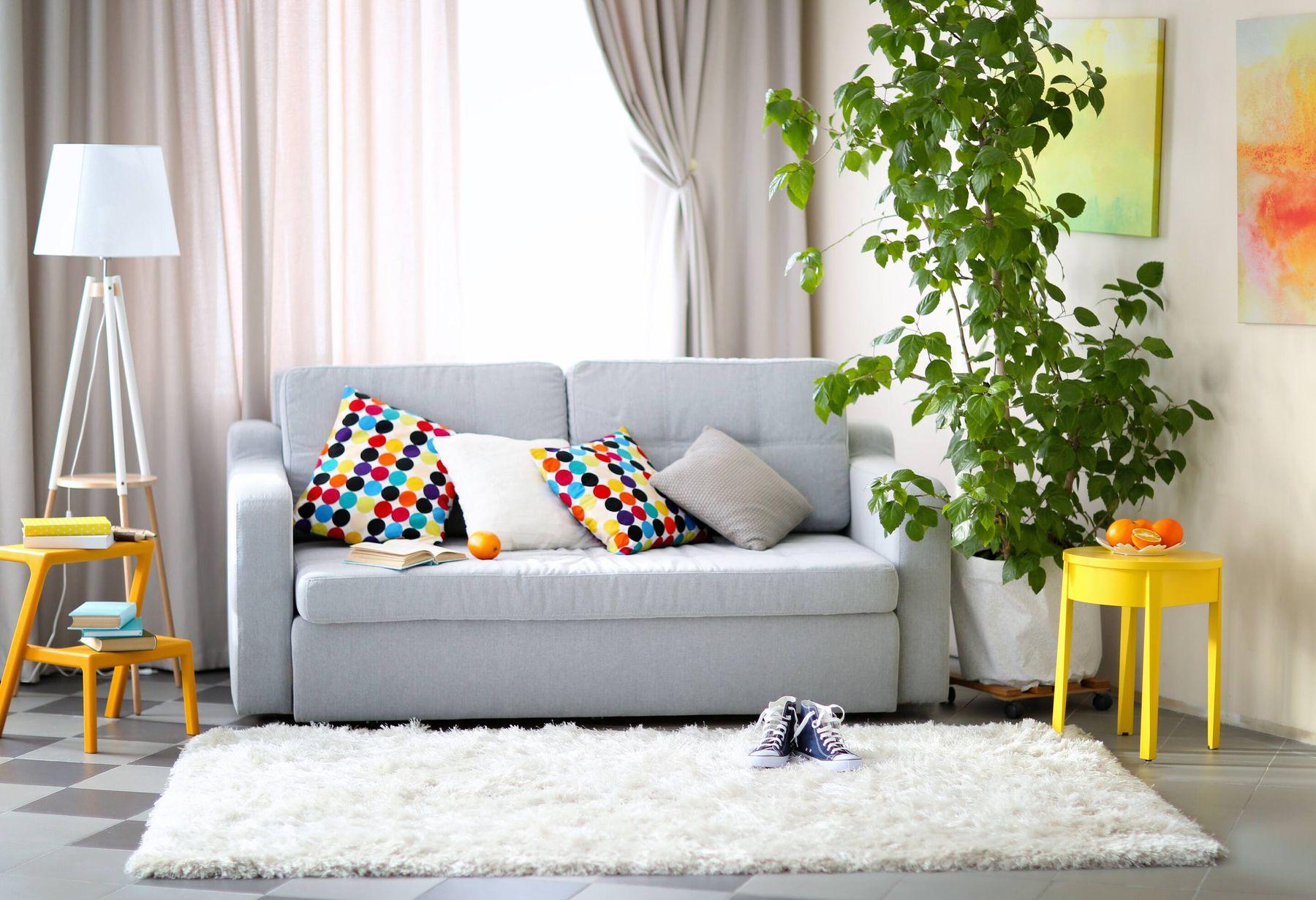 vệ sinh hút bụi ghế sofa giúp sạch bụi bẩn