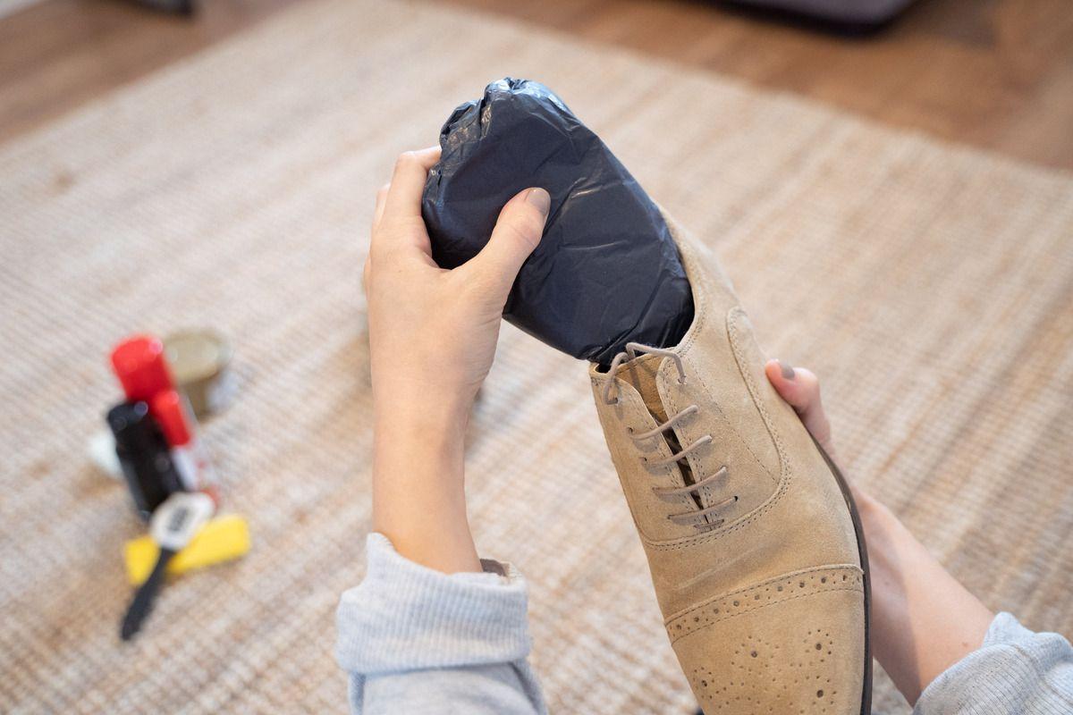 Deri ayakkabı nasıl genişletilir