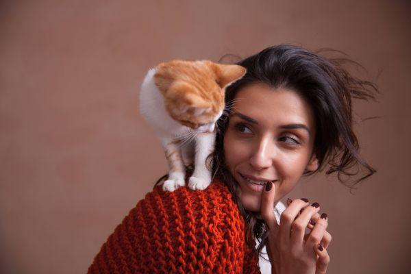 Tác hại của lông chó mèo đối với trẻ nhỏ mẹ cần lưu ý