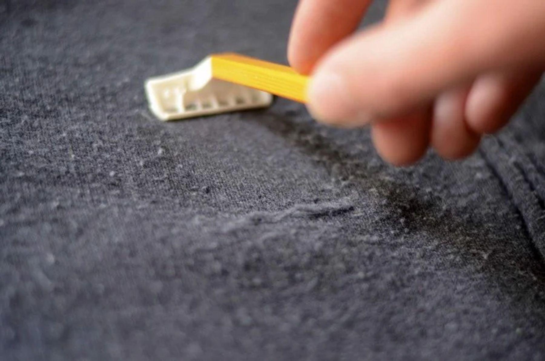Những lưu ý khi xử lý đám xù lông trên áo khoác