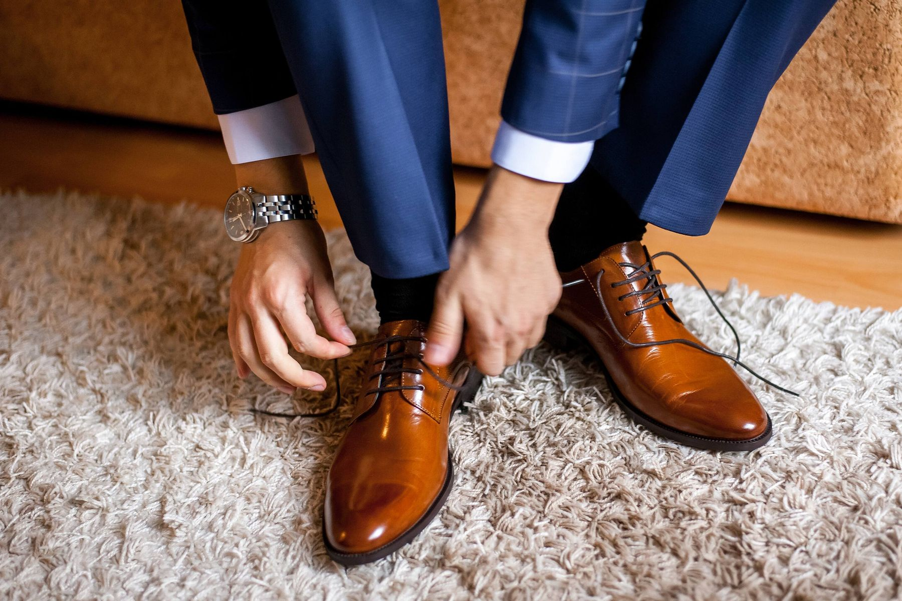 How to Clean your Leather shoes
