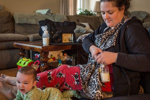 Sai lầm khi sử dụng máy hút sữa mẹ thường mắc phải