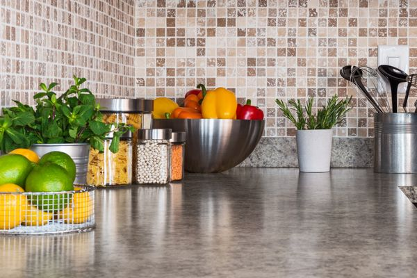 Follow These Top Tips to Keep Your Kitchen Granite Countertop Sparkling Clean shutterstock 126244949