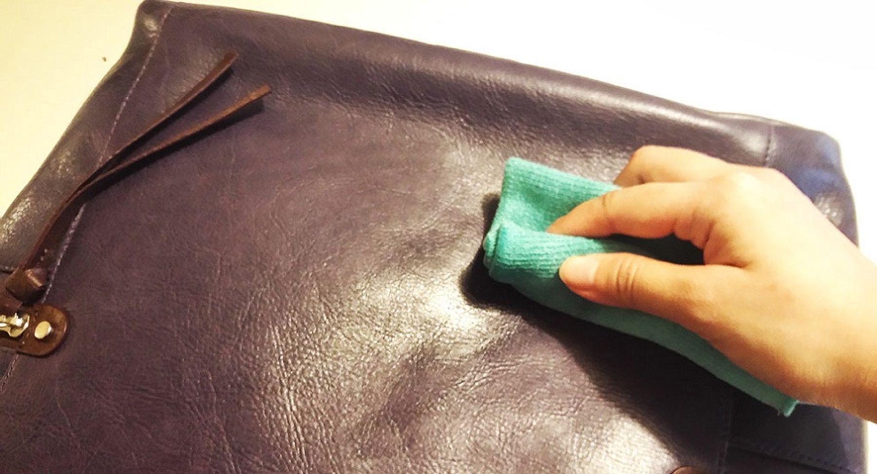 Một số mẹo bảo quản túi da
