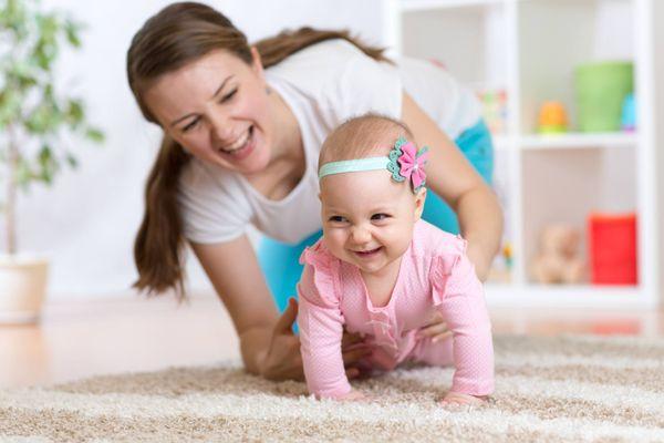 Gợi ý cho mẹ những sản phẩm dịu nhẹ để chăm sóc con yêu