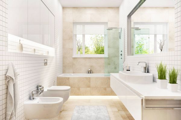 Easy ways to solve bathroom problems