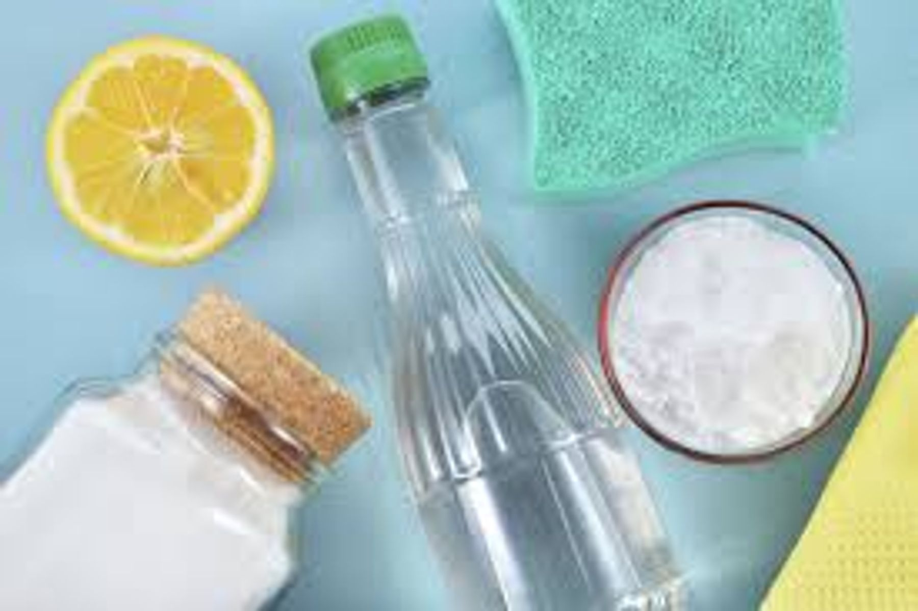 Làm nước rửa chén từ baking soda